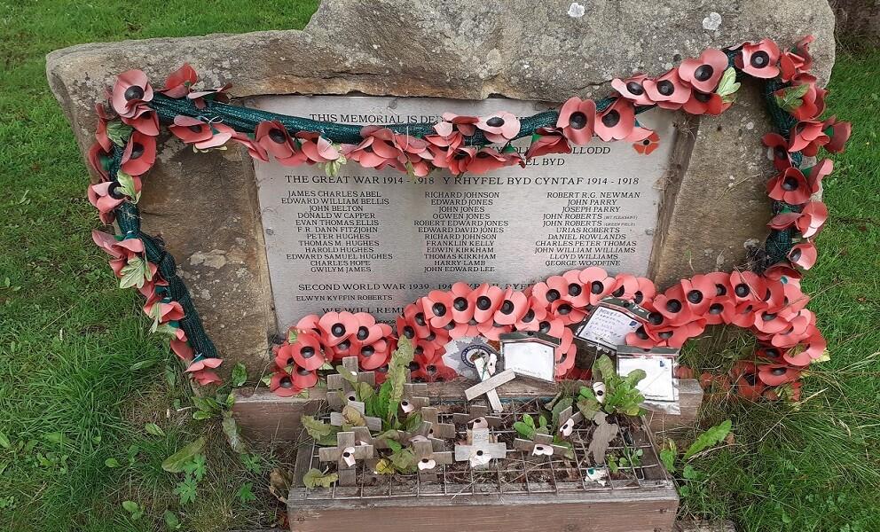 Minera War Memorial