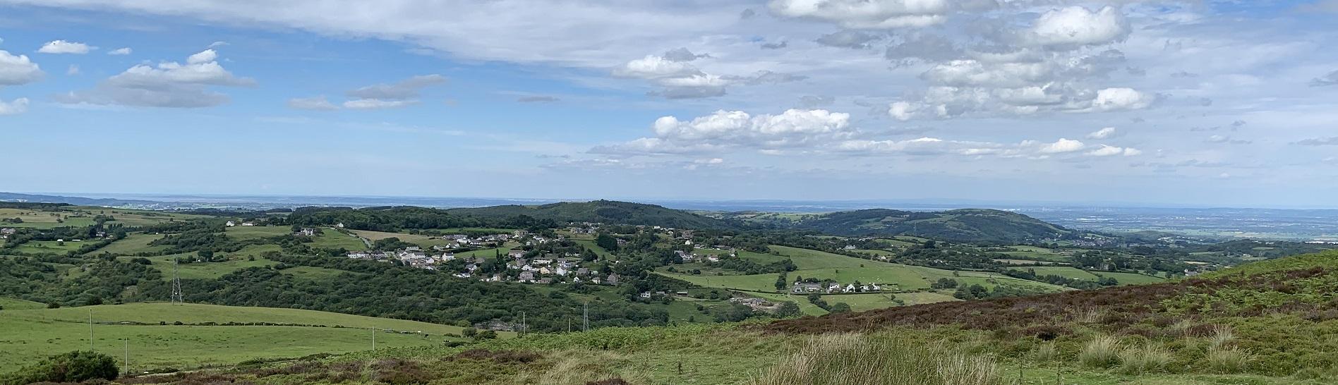View of Gwynfryn